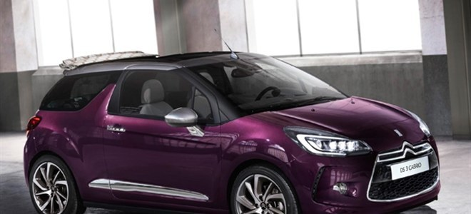 Citroen Make DS3 & DS3 Cabrio Even More Irresistible