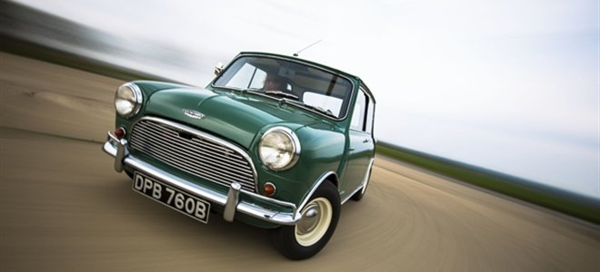 Is the Original MINI the Best British Car Ever?