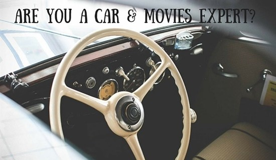 Cars & Movie Quiz
