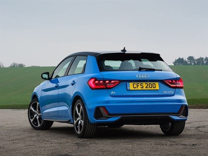 audi a1 sportback 25 tfsi se car leasing nationwide. Black Bedroom Furniture Sets. Home Design Ideas