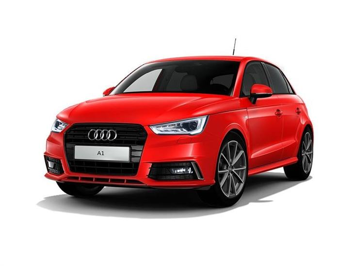 audi a1 sportback 1 0 tfsi black edition nav car leasing. Black Bedroom Furniture Sets. Home Design Ideas