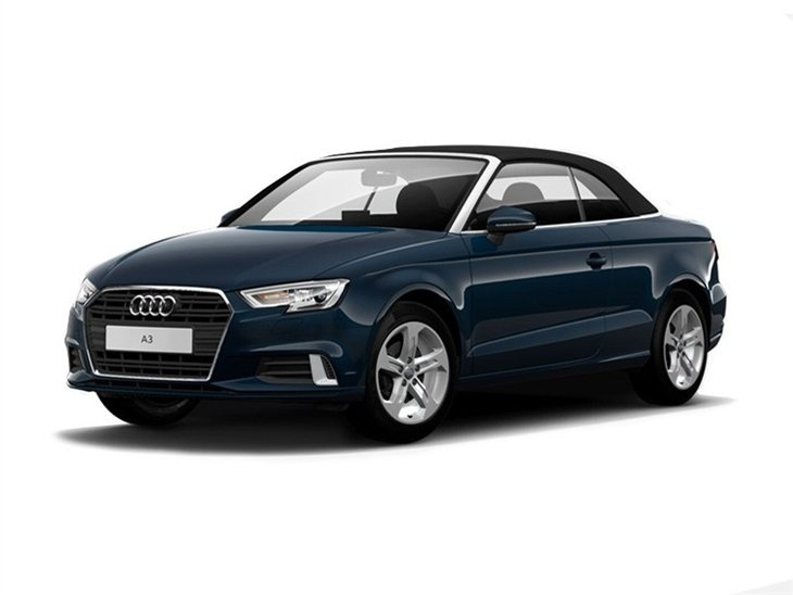 audi a3 cabriolet 1 5 tfsi sport tech pack car leasing nationwide vehicle contracts. Black Bedroom Furniture Sets. Home Design Ideas