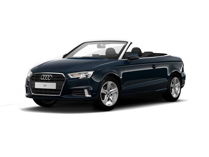 audi a3 cabriolet 1 6 tdi sport car leasing nationwide. Black Bedroom Furniture Sets. Home Design Ideas