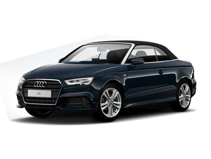 audi a3 cabriolet 1 4 tfsi sport car leasing. Black Bedroom Furniture Sets. Home Design Ideas