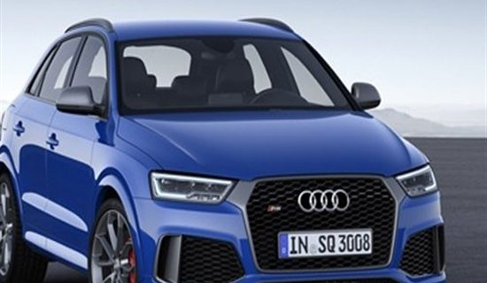 The New Audi RS Q3 Performance