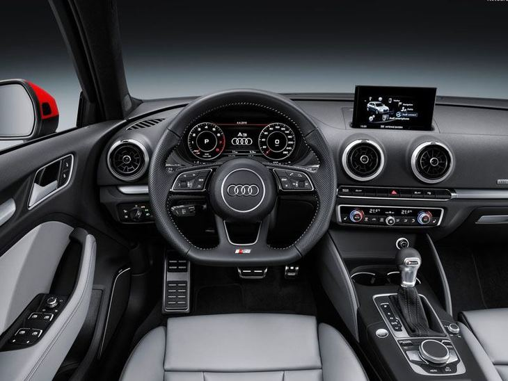 Audi A Sportback TFSI Black Edition Car Leasing Nationwide - Audi a3 sportback