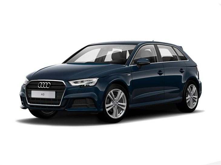 Audi A3 Sportback 30 Tdi 116 S Line S Tronic Car Leasing Nationwide Vehicle Contracts