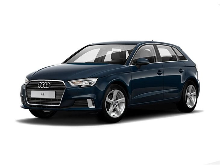 audi a3 sportback 1 5 tfsi sport car leasing nationwide vehicle contracts. Black Bedroom Furniture Sets. Home Design Ideas