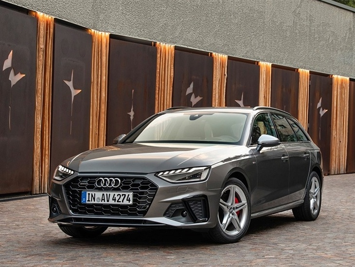 Audi A4 Avant 45 Tfsi Quattro Vorsprung S Tronic Lease Nationwide Vehicle Contracts