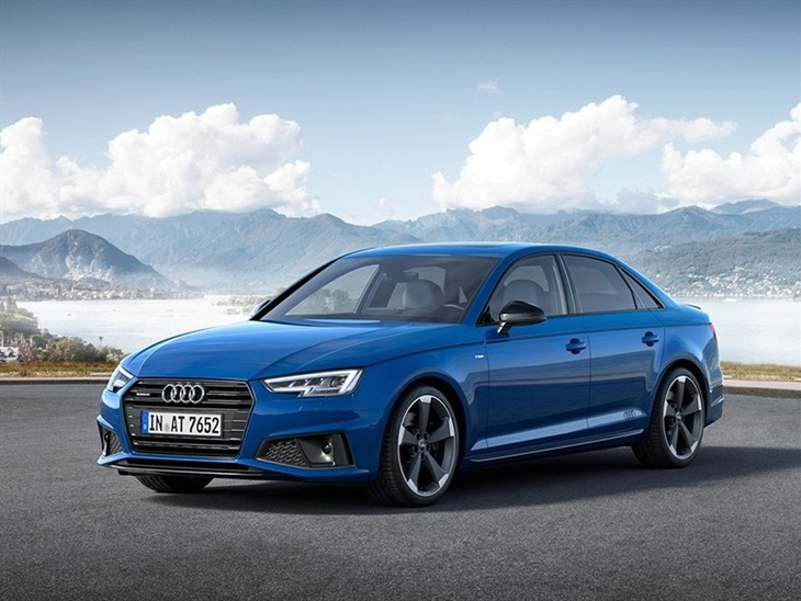 Audi A4 Saloon 35 Tfsi Black Edition S Tronic Lease Nationwide Vehicle Contracts