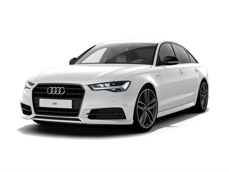 audi a6 saloon 1 8 tfsi black edition s tronic car leasing nationwide vehicle contracts. Black Bedroom Furniture Sets. Home Design Ideas