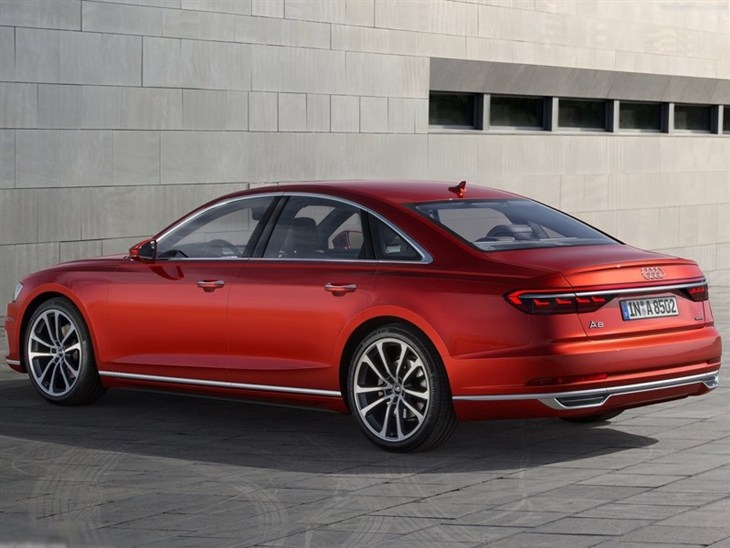 Audi A8 Saloon 50 TDI Quattro S Line Tiptronic | Car Leasing | Nationwide Vehicle Contracts