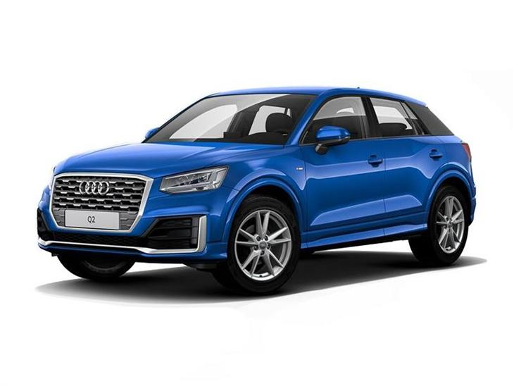 Audi Q7 Lease Prices >> Audi Q2 30 TDI S Line | Car Leasing | Nationwide Vehicle Contracts