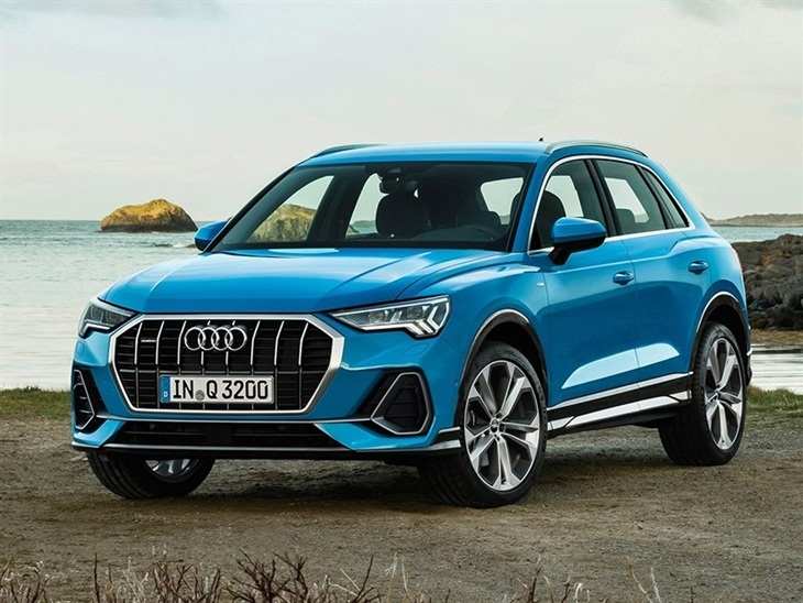 audi q3 35 tfsi vorsprung s tronic car leasing. Black Bedroom Furniture Sets. Home Design Ideas