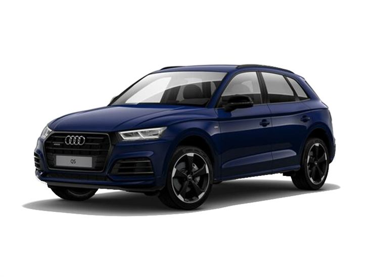 audi q5 40 tdi quattro black edition s tronic car. Black Bedroom Furniture Sets. Home Design Ideas
