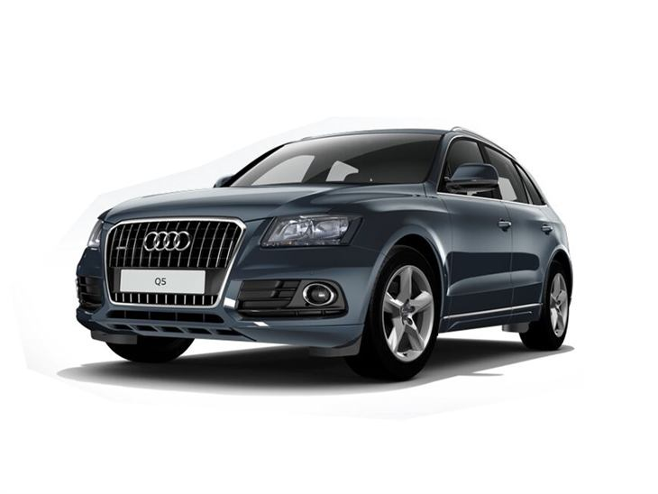 audi q5 pre current 2 0 tdi 190 quattro se car. Black Bedroom Furniture Sets. Home Design Ideas