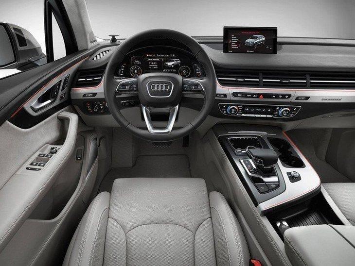 Audi a6 allroad quattro leasing