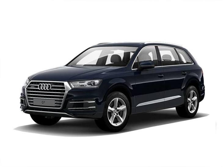 Audi Q TDI Quattro SE Tip Auto Car Leasing Nationwide - Audi q7 contract hire