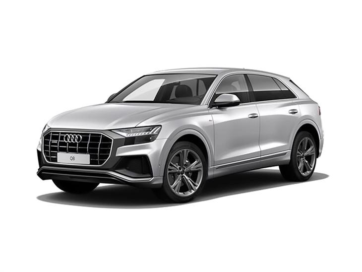 Audi Q8 50 Tdi Quattro S Line Tiptronic Car Leasing Nationwide