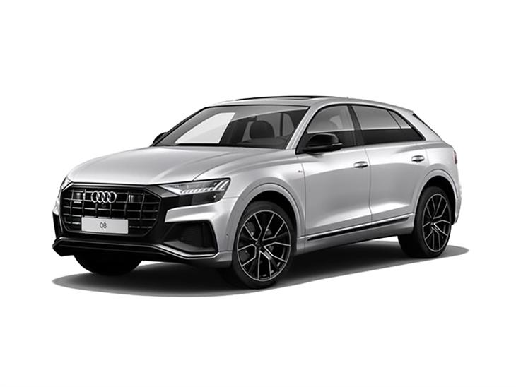 Audi Q8 50 Tdi Quattro Vorsprung Tiptronic Car Leasing Nationwide Vehicle Contracts