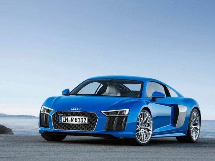 Audi R8 Coupe 5.2 FSI V10 Plus Quattro S Tronic | Car Leasing | Nationwide Vehicle Contracts