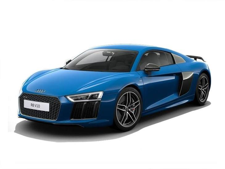 Audi R8 5.2 FSI V10 Plus Quattro S Tronic | Car Leasing | Nationwide Vehicle Contracts