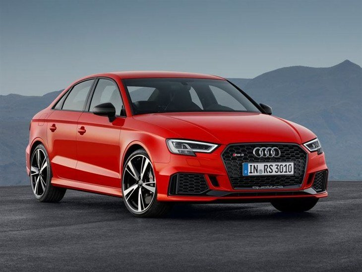Audi RS3 Saloon