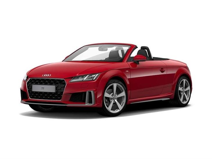 audi tt roadster 40 tfsi s line s tronic car leasing. Black Bedroom Furniture Sets. Home Design Ideas