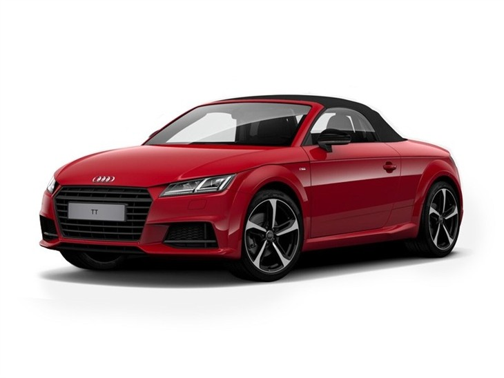 audi tt roadster 2 0t fsi black edition car leasing nationwide vehicle contracts. Black Bedroom Furniture Sets. Home Design Ideas