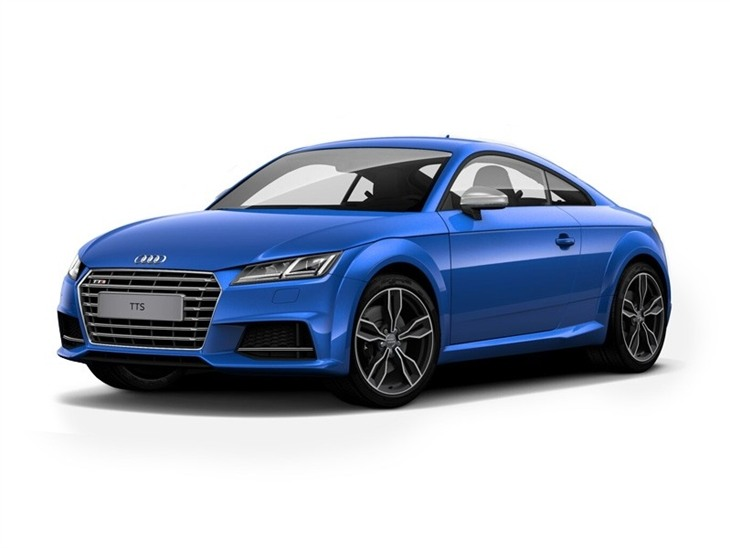 Audi Tt Coupe 2 0t Fsi Quattro Tts Car Leasing