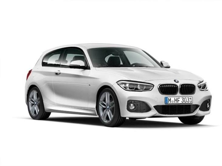 Bmw 1 series 3 door 125d m sport nav step auto car for 135i 3 door