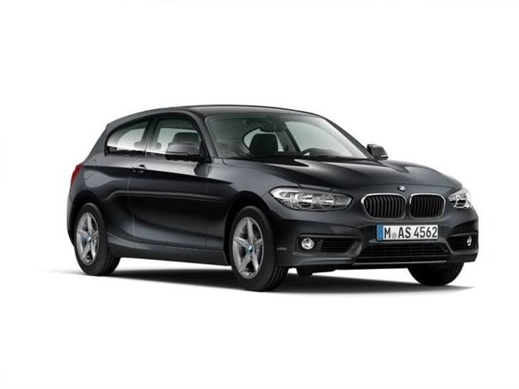 bmw 1 series 3 door 118d se nav servotronic car. Black Bedroom Furniture Sets. Home Design Ideas
