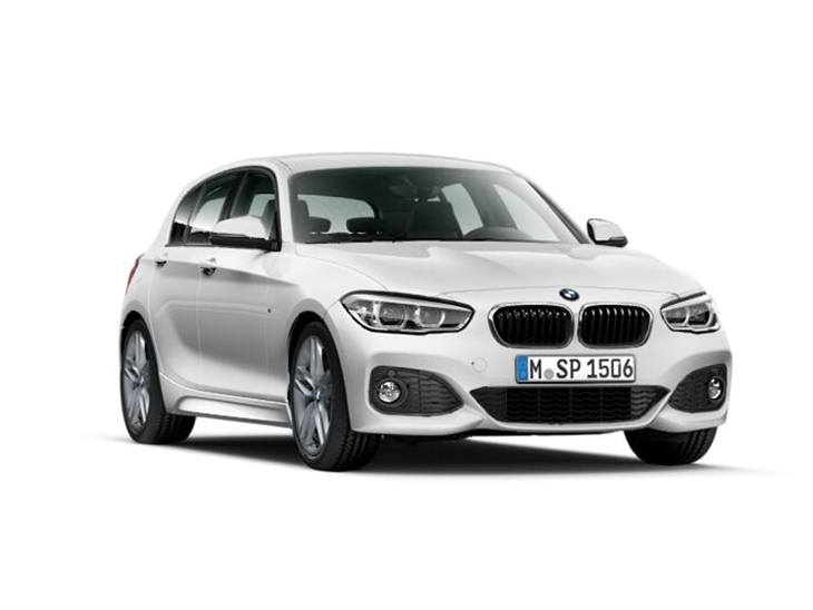 BMW 1 Series 5 Door M Sport