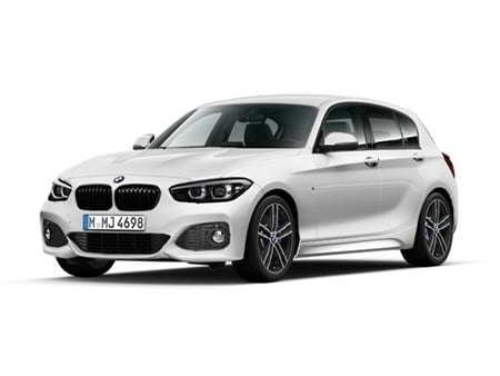 BMW 1 Series 5 Door 118i (1.5) M Sport Shadow Edition