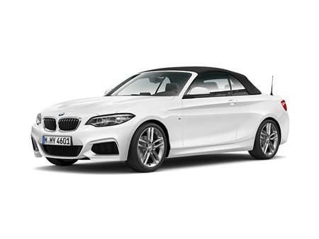 BMW 2 Series Convertible 218i M Sport (Nav) *Incl. Heated Front Seats*