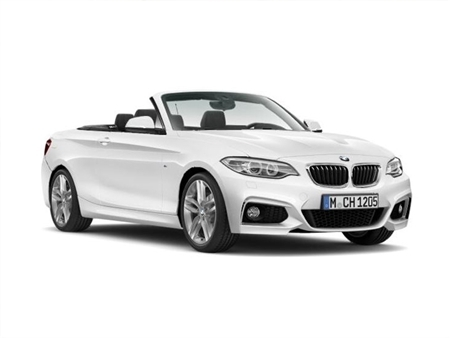 BMW 2 Series Convertible 218d (150) M Sport (Nav)