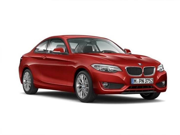 Bmw 2 Series Coupe 218i Se Nav