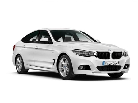 BMW 3 Series Gran Turismo 320i M Sport (Business Media)