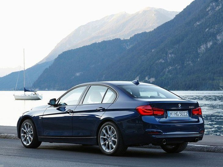 Bmw 3 Series Saloon 330e Se Pro Auto Car Leasing Nationwide Vehicle Contracts