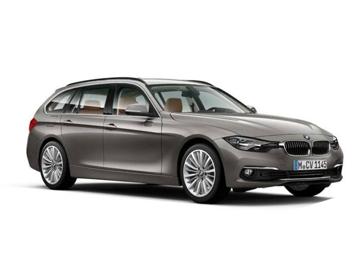 BMW 3 Series Touring Luxury