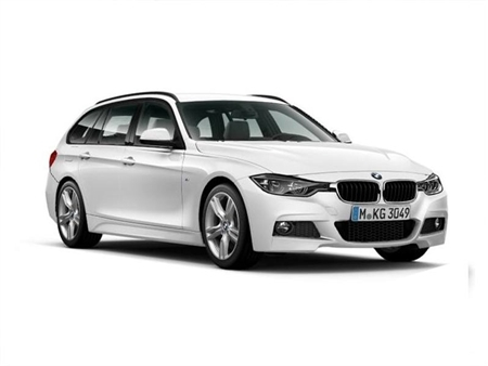 BMW 3 Series Touring 330d xDrive M Sport Step Auto