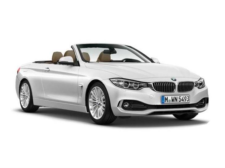 BMW 4 Series Convertible Luxury