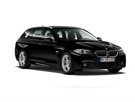 BMW 5 Series Touring 520d (190) M Sport Step Auto *Model Year 16*