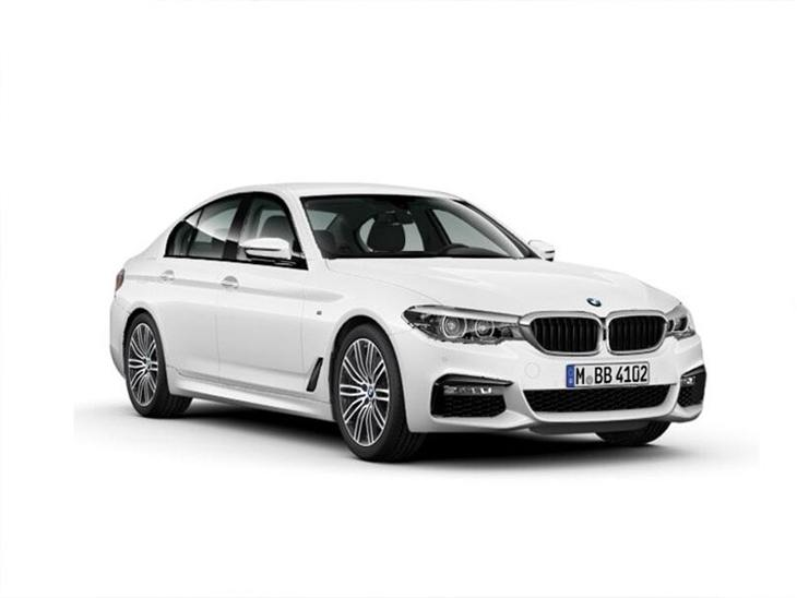 bmw 5 series saloon 520d xdrive m sport auto car leasing. Black Bedroom Furniture Sets. Home Design Ideas