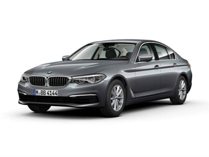 BMW 5 Series Saloon