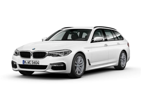 BMW 5 Series Touring 520i M Sport Auto *Incl Sun Protection Glass