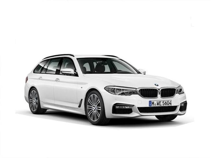 Bmw 5 Series Touring 540i Xdrive M Sport 5dr Auto Car