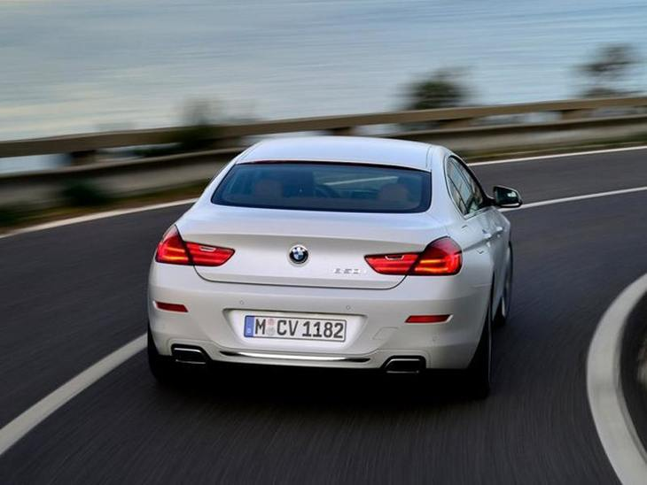 Bmw 6 series gran coupe 640d se auto car leasing nationwide vehicle contracts - Bmw 2 series coupe white ...