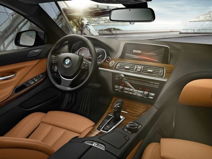 Bmw 6 Series Gran Coupe 640d Se Auto Car Leasing
