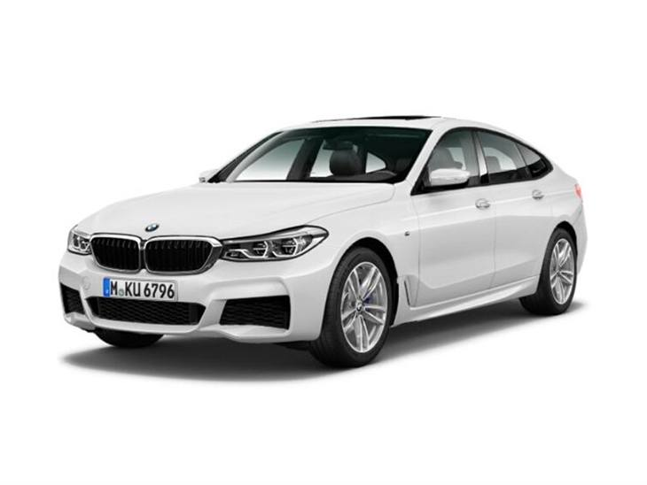 Bmw 6 Series Gran Turismo 630i M Sport Auto Car Leasing Nationwide Vehicle Contracts